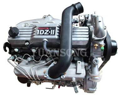 Toyota 1dz engine